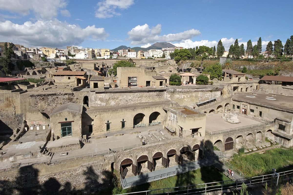 Pompei – Ercolano – Oplonti tour – Visit Amalfi Coast